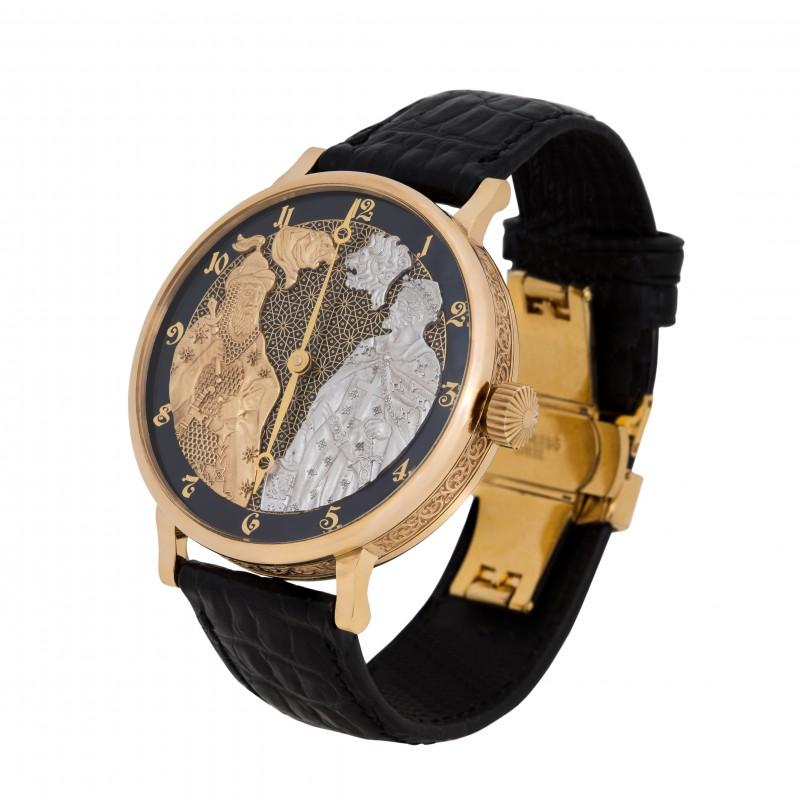 Швейцарские золотые мужские часы купить часы молния купить баланс